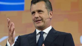 Ex-Nationalbank-Präsident Philipp Hildebrand (Archiv)