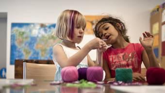 Jeden zweiten Samstag organisieren Jeanette Isele und Jennifer Stark einen Spielnachmittag für Kinder. (Symbolbild)