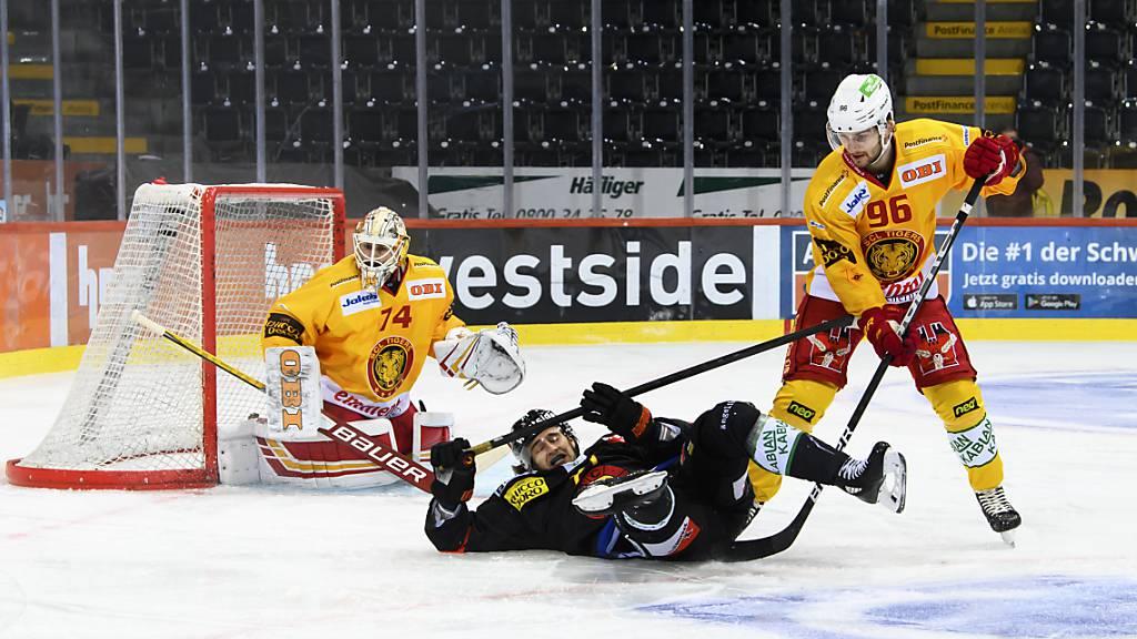 Fünfte Niederlage für den SC Bern in Serie