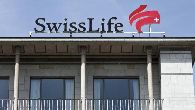 Swiss Life steigert den Gewinn (Archiv)