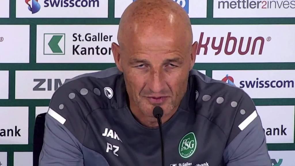 Abstiegskampf: Der FC St.Gallen will gegen Lausanne punkten