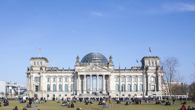Unionsparteien verlieren leicht an Wählergunst in Deutschland. (Symbolbild)