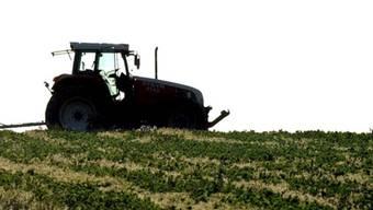 Laut SVP-Grossrätin Heimgartner kommen landwirtschaftliche Fahrzeuge zunehmend auch für gewerbliche Sachentransporte zum Einsatz. (Symbolbild)