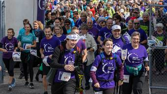 24-Stunden-Anlass «Relay for Life» im Moos in Balsthal