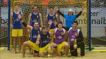 Die Mannschaft von Copaca-Bâle.
