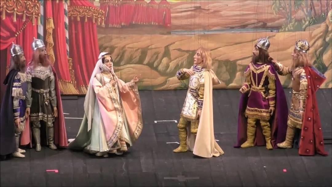 Lautten Compagney Berlin im Oltner Stadttheater