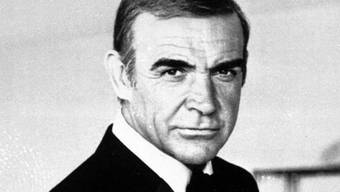 "Sean Connery als 007 in ""Never Say Never Again"" (Archiv)"