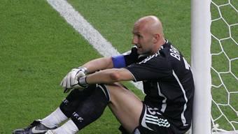 Luzenacs Manager Fabien Barthez erlebte bereits auf dem Spielfeld seine Tragödien - nun auch als Sportfunktionär.