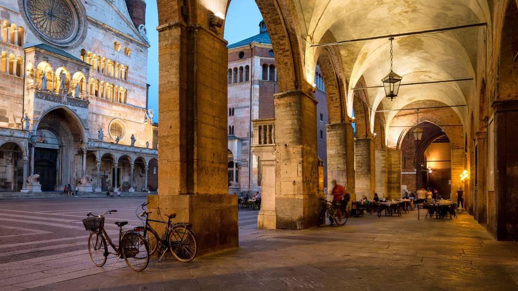 Auf den Strassen von Cremona ist es in diesen Tagen ruhig.