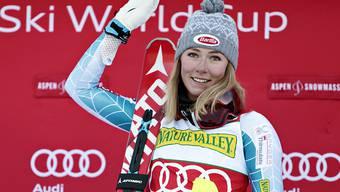 Mikaela Shiffrin deklassiert die Konkurrenz erneut