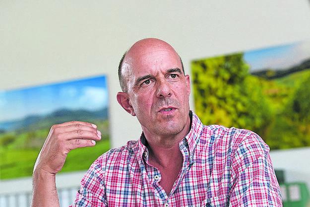 «Es liegt im Interesse der Bauern, sich fit für den Klimawandel zu machen.»