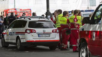 Grosseinsatz im Stadtzentrum von Oslo nach einem falschen Bombenalarm