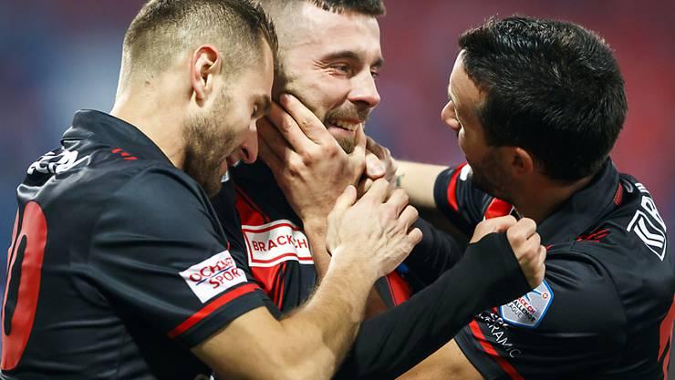 Aufstieg neun Runden vor Schluss praktisch fix: Neuchâtel Xamax ist in der Challenge League nicht aufzuhalten
