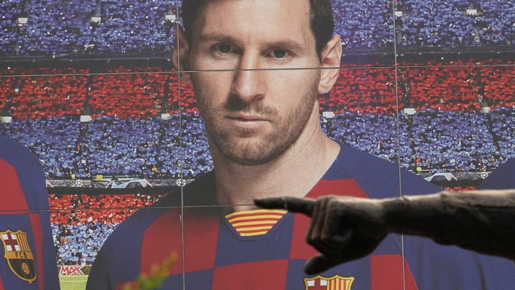 Lionel Messi wird auch nächste Saison in Rotblau spielen