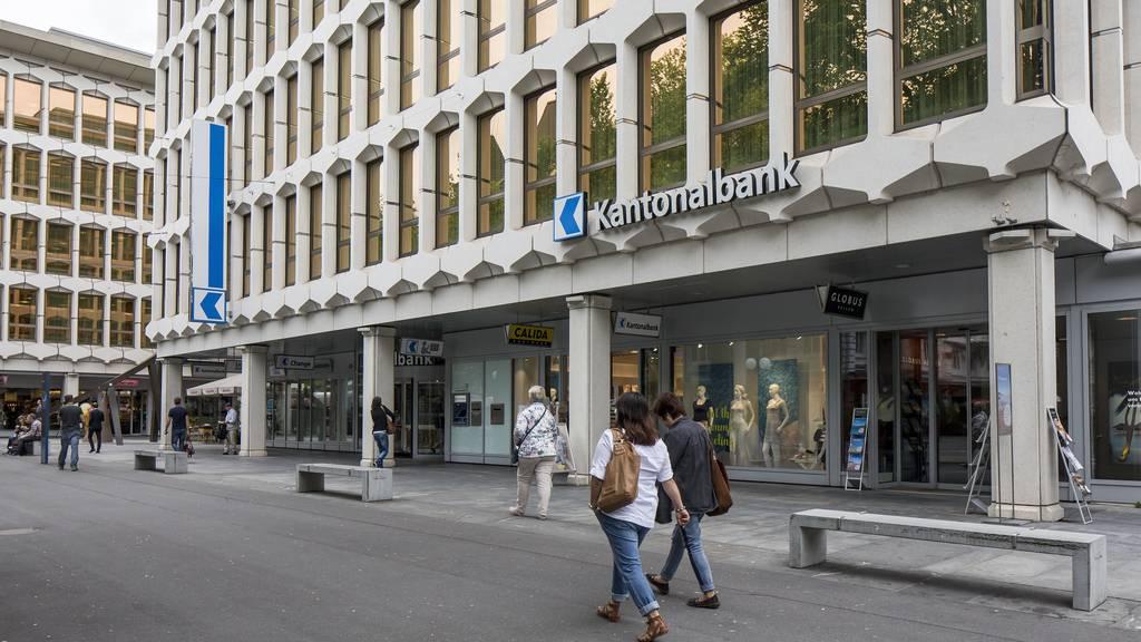Luzerner Kantonalbank steigert Gewinn im ersten Halbjahr