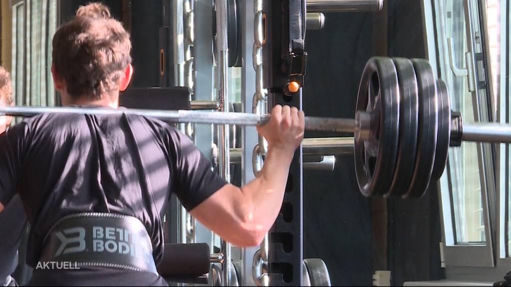 Mit genügend Abstand: Keine Maskenpflicht in den Fitnesszentren