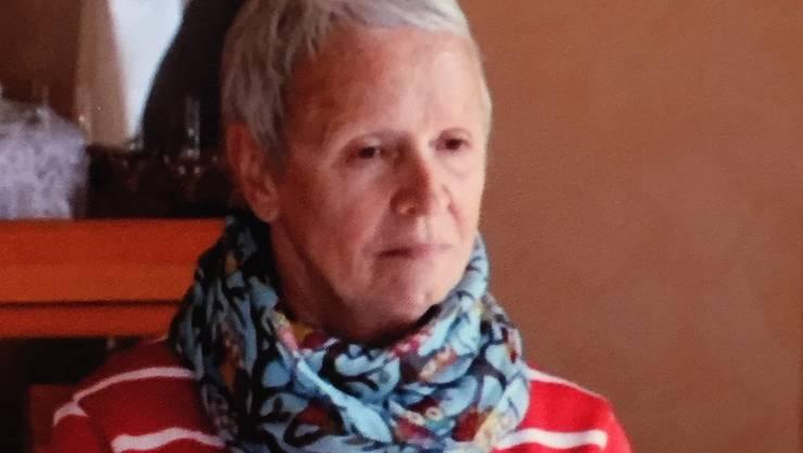 Erika Helga Koch-Döring wird vermisst. Sie ist an Demenz erkrankt.