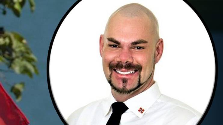 Raphael Rotzer ist Mediensprecher der Pnos Schweiz.