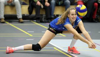 Samira Sulser lenkte das Spiel in die entscheidenden Bahnen.