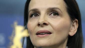 Sie präsidiert in diesem Jahr die Berlinale-Jury: die französische Schauspielerin Juliette Binoche. (Archivbild)