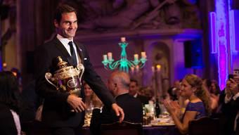 Federer Champions Dinner