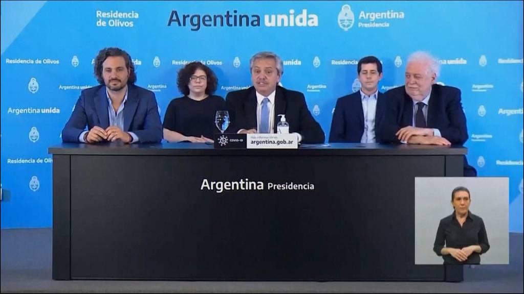 Argentinien: Corona-Massnahmen werden verlängert - Lockerungen stehen an