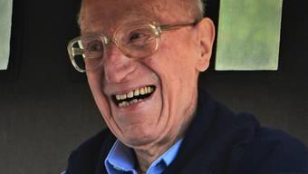 Scharfsinnig, menschenfreundlich und gewinnend: Eugen Bättig.