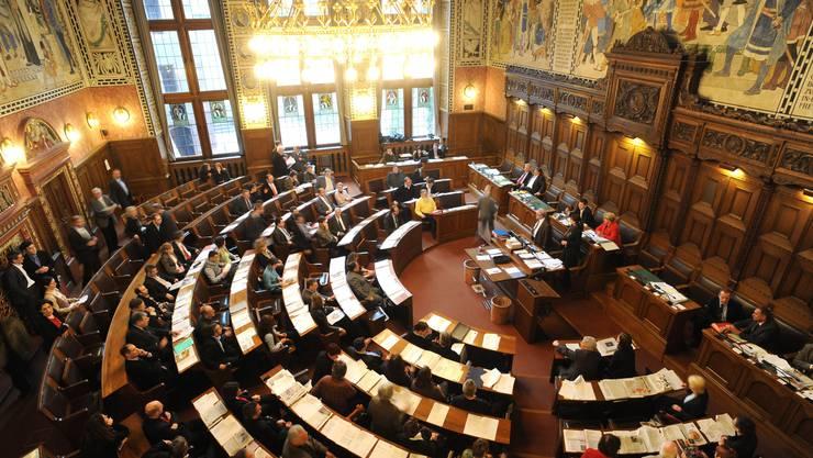 Am 23. Oktober wird die Basler Regierung neu zusammengesetzt. (Archiv)