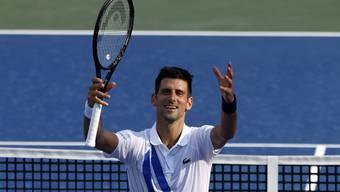 Novak Djokovic ist bei den US Open, die er drei Mal gewonnen hat, klarer Favorit. Der Serbe strebt seinen 18. Grand-Slam-Titel an.