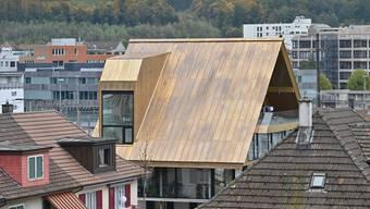 Rechtsstreit ums Goldene Dach in Olten