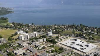 Idealer Nährboden für Jungunternehmer: Der Campus der ETH Lausanne am Genfersee (Archiv).