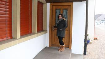 Noé Stranieri will per 1. April mit ihrer Kita Nido an der Hauptstrasse 27 in Frick starten.