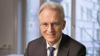Hans-Ulrich Bigler, Direktor des Schweizerischen Gewerbeverbandes, kämpft gegen die RTVG-Vorlage.Key