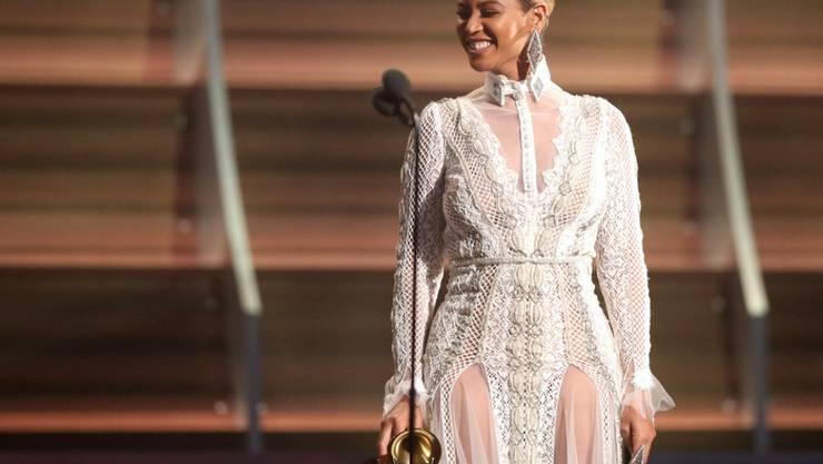 Beyoncé kündigt ihre neuen Alben aus Prinzip nie an. (Archiv)