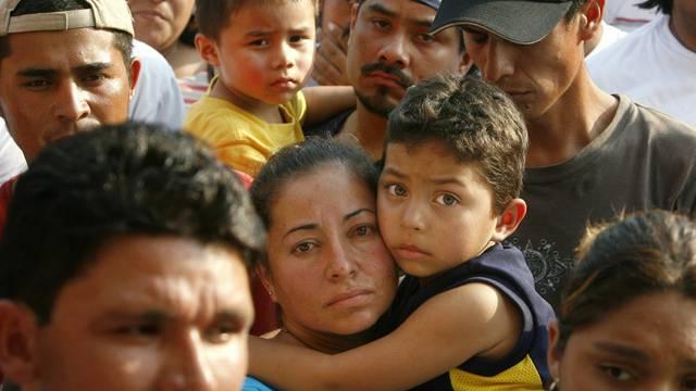 In den USA leben rund elf Millionen illegale Einwanderer (Symbolbild)