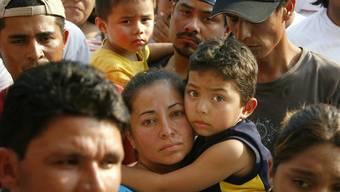 Die Zahl der Migranten, die wegen rechtswidrigen Aufenthalts verhaftet wurden verdoppelte sich im Mai nahezu. 2376 Menschen reisten illegal ein. (Symbolbild)
