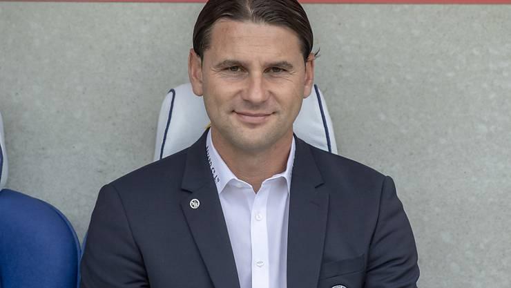 YB-Trainer Gerardo Seoane gefällt, was er von seiner Mannschaft in Luzern sieht