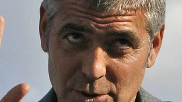 George Clooney vertraut seinen Freunden