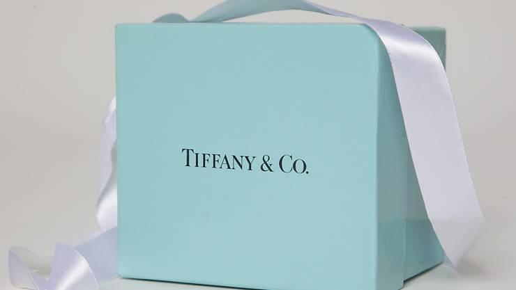 Weil wegen dem Handelsstreit weniger chinesische Touristen in die USA reisen, hat Juwelier Tiffany im zweiten Quartal weniger verkauft. (Archiv)