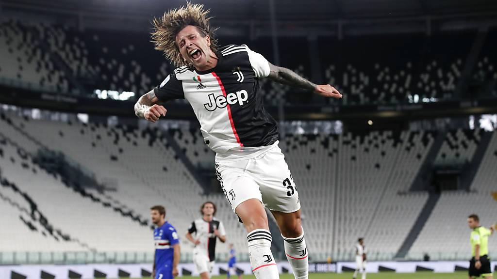 Juventus Turin zum neunten Mal in Serie Meister