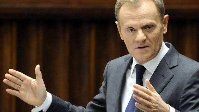 Gewinnt das Vertrauen des polnischen Parlaments: Donald Tusk