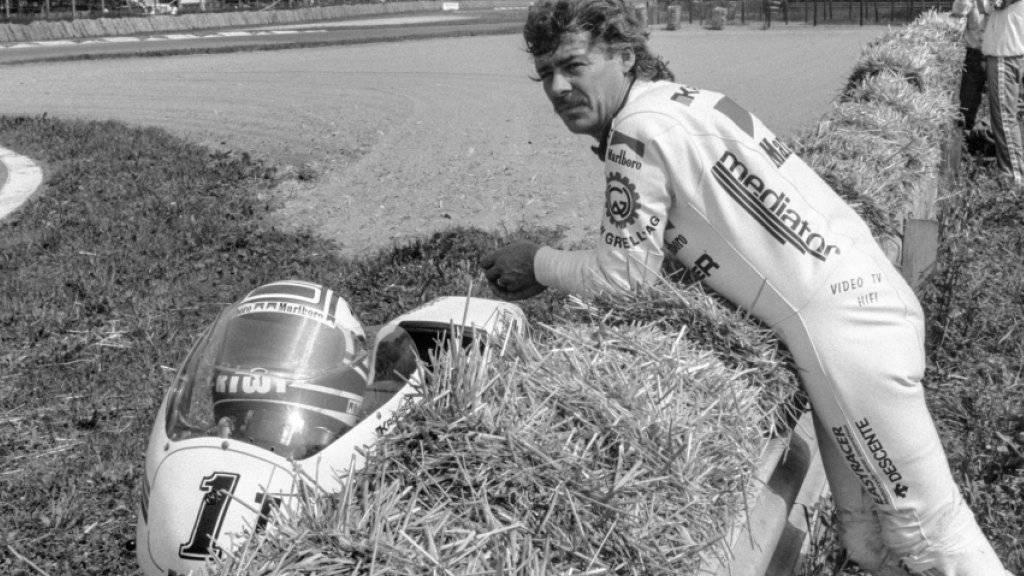 Dörflinger in der MotoGP Hall of Fame