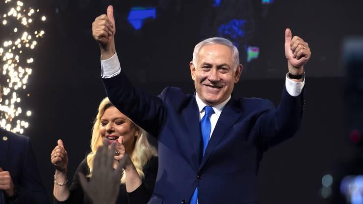 Die radikal-frommen Parteien rücken zur drittstärksten Kraft auf und werden zur Stütze von Netanjahus Koalition.