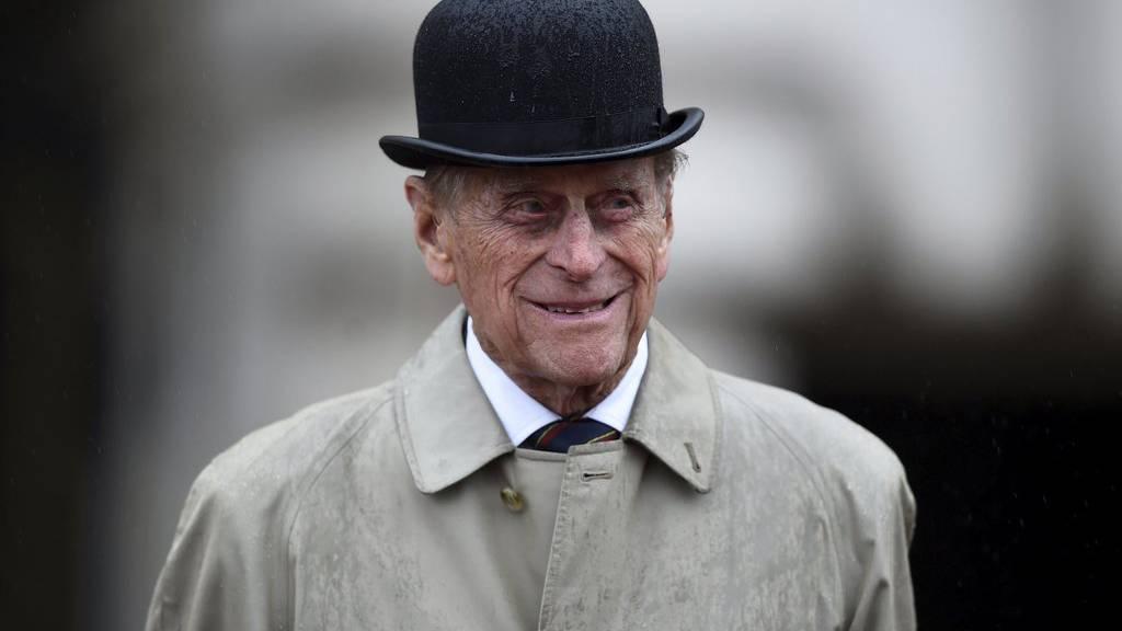 Prinz Philip hatte am Donnerstag einen Autounfall.