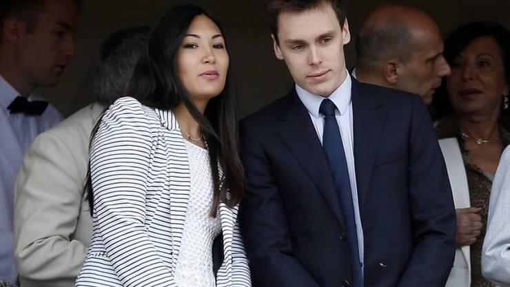 Verlobung im monegassischen Fürstenhaus: Louis Ducruet, Sohn von Prinzessin Stéphanie, will seine Freundin Marie Chevallier heiraten. (Archivbild)