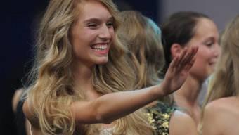 """Ihr Sieg beim """"Elite Model Look"""" liegt knapp drei Jahre zurück: Mittlerweile lebt Manuela Frey in New York und feiert einen Erfolg nach dem anderen. (Archiv)"""