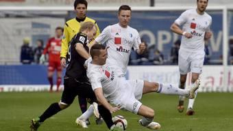 Bilder vom Spiel Wohlen - Lugano