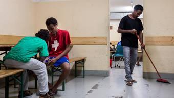 Eine der Gemeinden, die den Sozialhilfe-Stopp für vorläufig Aufgenommene unterstützten, ist die Gemeinde Dietikon.