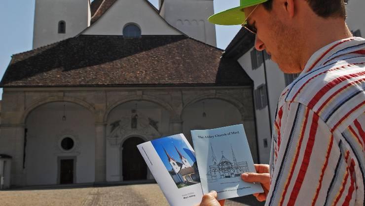Touristische Angebote gibt es im Aargau genug, Beispiel Klosterkirche Muri