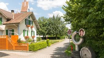 Besuch in Merenschwand, Heimat von Doris Leuthard